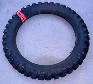 Avon 4.00-19 New Gripster MX knobby NOS tire AJS/Matchless, BSA, Triumph, Ariel
