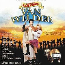 National Lampoon's Van Wilder Music from the Motion Picture 2002 soundtrack  CD