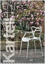 catalogo KARTELL 12 2012 TAJ BOURGIE LAVIANI COMBACK URQUIOLA INVISIBLE YOSHIOKA