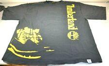 Timberland Black T Shirt Sz L USA