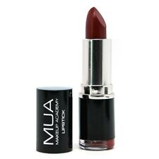 "MUA Lipstick ""Shade 1"" Matte Burgundy Wine Deep Wine Plum Red Autumn"