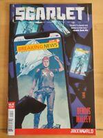SCARLET #4 Jinxworld (2019 Vertigo DC Comics) VF/NM Book