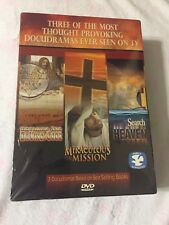 Breaking the Da Vinci Code/The Miraculous Mission/Search for Heaven DVD Coll