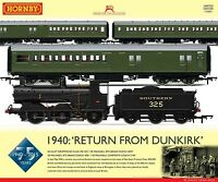 Hornby R3302 - 1940: Return from Dunkirk Train Pack - Limited - 00 Railway Model