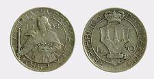 014) San Marino Vecchia Monetazione (1864-1938) 10 Lire 1932
