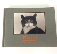 Ernie A Photographers Memoir Tony Mendoza Cat Musings Photo Book Humour ART