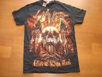 SLAYER NOT OF THIS GOD RARE/OOP  LIC. 2012 DEADSTOCK shirt Sz SMALL