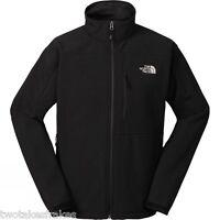 The North Face Mens Apex Bionic Wind Breaker Soft Shell Coat Jacket TNF NEW