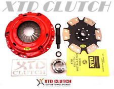 XTD STAGE 4 CLUTCH KIT 90-02 ACCORD / 92-01 PRELUDE H22 H23 F22 F23 (1700)