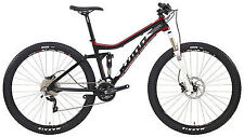 Kona Front & Rear (Full) Suspension Mountain Bicycles