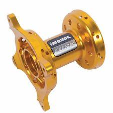 Tusk Front Hub Yellow RMZ250 RMZ450