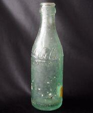 Vintage COCA COLA Jacksonville FL Straight Sided Bottle