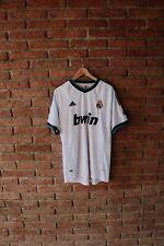 Adidas Real Madrid 2012-2013 maglia calcio football shirt jersey Large NEW