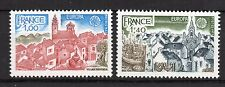 France : 1977 Yvert 1928-129 ( Europa )  Luxe ( MNH )