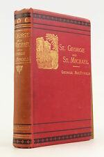 George Mac Donald St. George and St. Michael