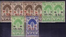 MADAGASCAR - N°290 à 297(SANS CHARNIERE)