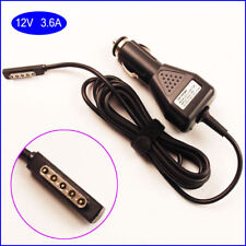 12V 3.6A Car DC Adapter Charger for Microsoft /Surface PRO 128GB 64GB Tablet