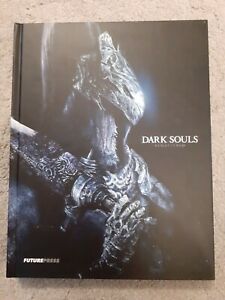 Dark Souls Remastered Collectors Edition Guide Hardback byFuture Press VGC