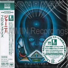 JOURNEY - FRONTIERS - JAPAN BLU-SPEC2 CD - SICP-30120 JEWEL CASE