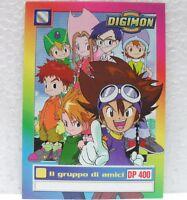 DIGIMON TRADING CARDS - IL GRUPPO DI AMICI 1/34 - CARTE SERIE TV-1a SERIE