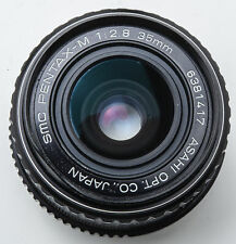 SMC Pentax-M Pentax M 1:2.8 35mm 35 mm Asahi Opt.Co. PK