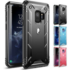 Poetic Revolution【Built-in-Screen Protector】Case For Samsung Galaxy S9 / S9 Plus