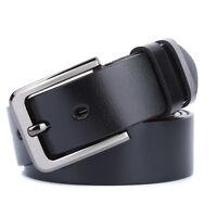 """Big & Tall Size 30-62"""" Designer Belt Mens Belt 100% Cow Leather Belt for Jeans"""