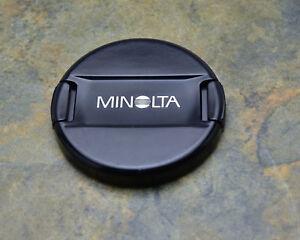 Minolta AF LF-1162 62mm Front Lens Cap Snap-On Auto Focus Lenses (#3281)