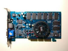 Hercules 3D Prophet 4000XT PowerVR Kyro 64mb AGP VGA TV-Out Retro Gaming