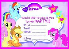 My Little Pony Party Invites Amazing Invitation Template Design