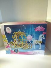 Mattel Disney Princess Cinderella's Horse and Carriage Toy