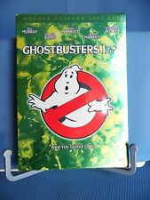 Ghostbusters/Ghostbusters 2 (DVD, 2005, 2-Disc Set, with Collectible Scrapbook)