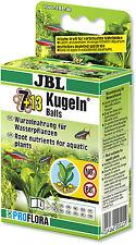 Jbl la 7 +13 Bolas Root Fertilizante Nutriente Mineral Sustrato de Suelo revitaliser