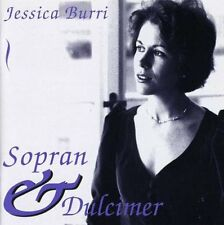 Jessica Burri - Sopran & Dulcimer / BEAR FAMILY CD 1994