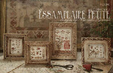 Essamplaire Petite Collection I  With Thy Needle & Thread Cross Stitch Pattern
