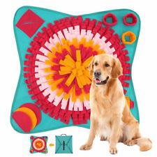 Dog Pet Sniffing Mat Nose Training Fun Toy Snuffle Pad Washable Feeding Cushion
