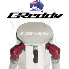 GReddy OIL CATCH TANK CAN Suits S15 GTR WRX STI RX7 EVO SUPRA SR20 RB25 F6 TURBO