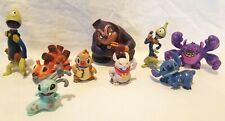 Lilo and Stitch PVC Figures lot Cake Topper Disney Store Yang Dr Jacques Kixx