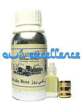 *NEW* Musky Rose by Surrati 3ml Itr Attar Oil Based Perfume Musk Misk