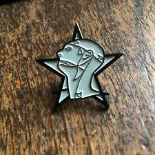 Very Rare Sisters of Mercy pin badge the mission fields of nephilim sisterhood