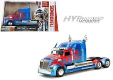 JADA 1:24 TRANSFORMERS OPTIMUS PRIME WESTERN STAR 5700 XE DIE-CAST  98403