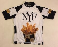 Sugoi NYF Cycle jersey Medium 'RARE TOUR RACING WIGGINS FROOME HOY CAV'