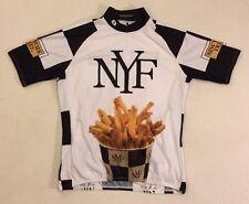 Sugoi NYF Cycle jersey Medium 'RARE TOUR RACING WIGGINS FROOME HOY CAV'