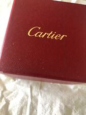 Cartier ring box