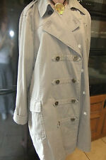 Ladies Green Army/Military Style coat Sz 22 Mark One Neuf avec étiquette