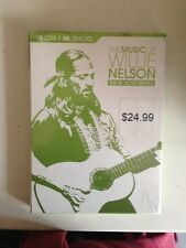 THE MUSIC OF WILLIE NELSON [DIGIPAK] - NEW CD BOXSET