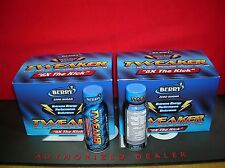 TWEAKER EXTREME ENERGY SHOT/BERRY/24 BTLS-(2 SERVINGS/BTL)GUARANTEED FRESH!!!