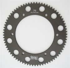 79 Tooth Aluminum Go Kart Rear Axle Sprocket for 219 Chain