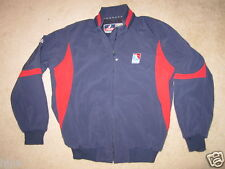 Philadelphia Force NPF Fastpitch Softball Majestic Jacket  LG L