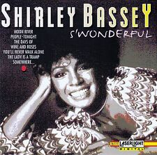 SHIRLEY BASSEY : 'S WONDERFUL / CD - TOP-ZUSTAND